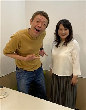 """対談でキューティー鈴木さんと再会 時を経ても私は""""クラッチ""""をキメられたままだった…!!"""