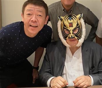 タイガーマスクに現れた最強のライバル プロレス引退後もなお闘いは終わらない